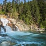 Myra Falls Vancouver Island