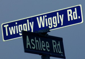 Twiggly-Wiggly Road