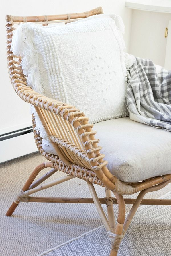 Rattan Chair Interior Trends For Fall