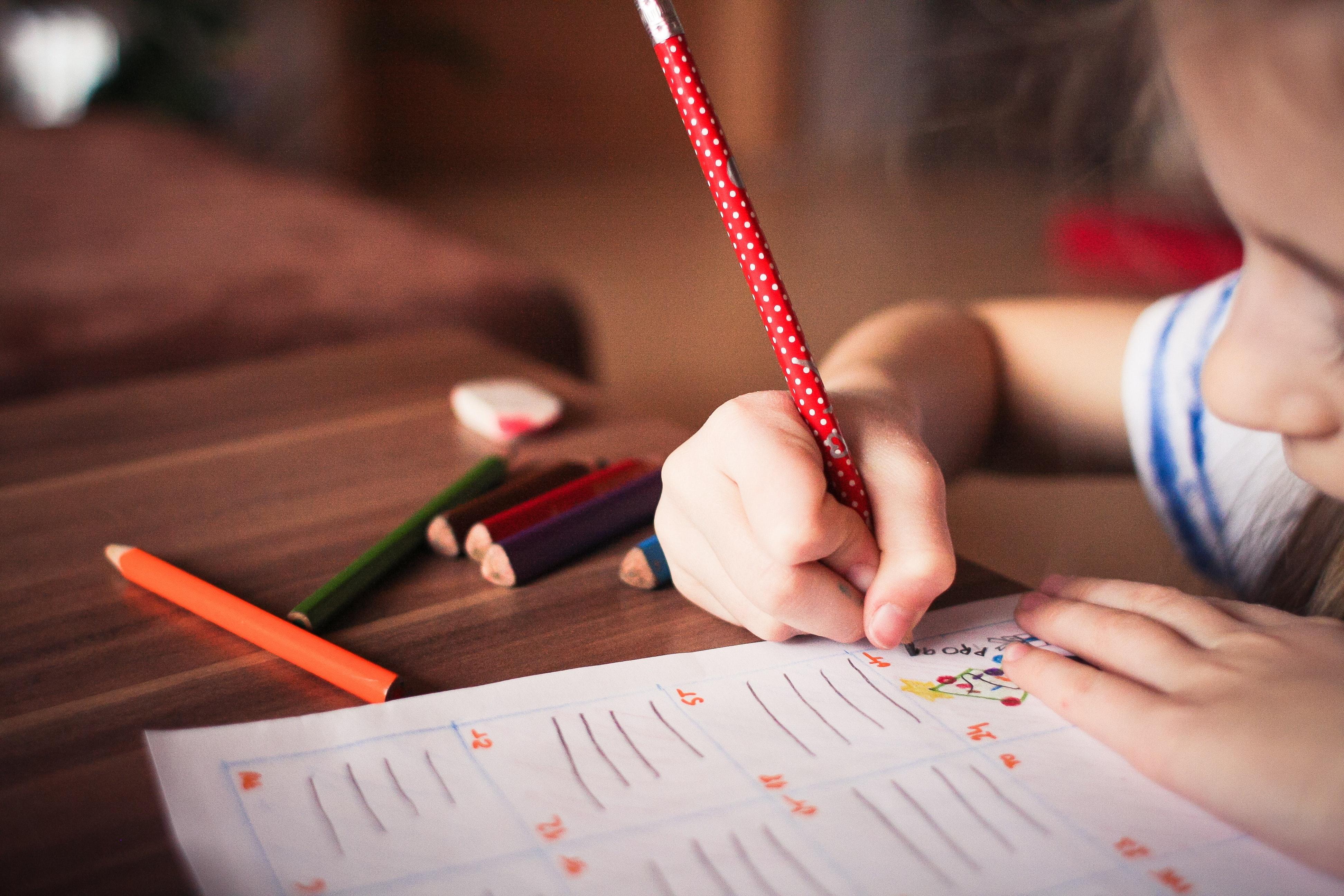 Back to school homework Nanaimo