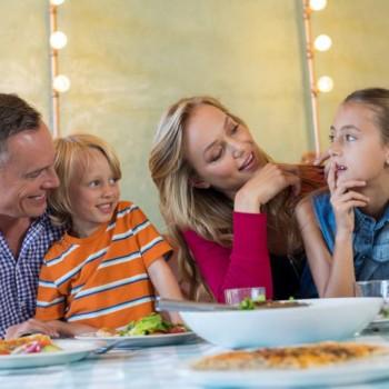 Family Friendly Restaurants- Nanaimo Area