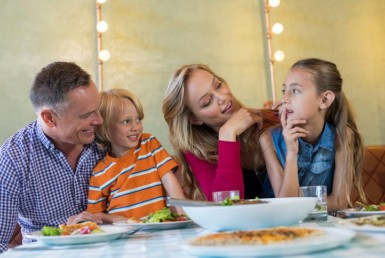 Family Friendly Restaurants- Nanaimo Area