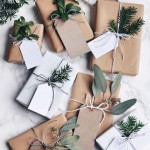 Easy Christmas Wrapping
